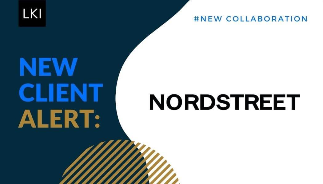 New client alert: NORDSTREET